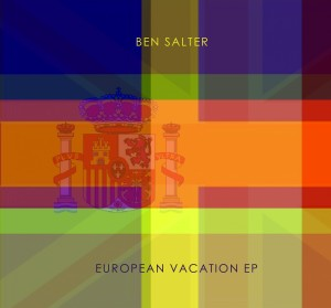 European Vacation Cover